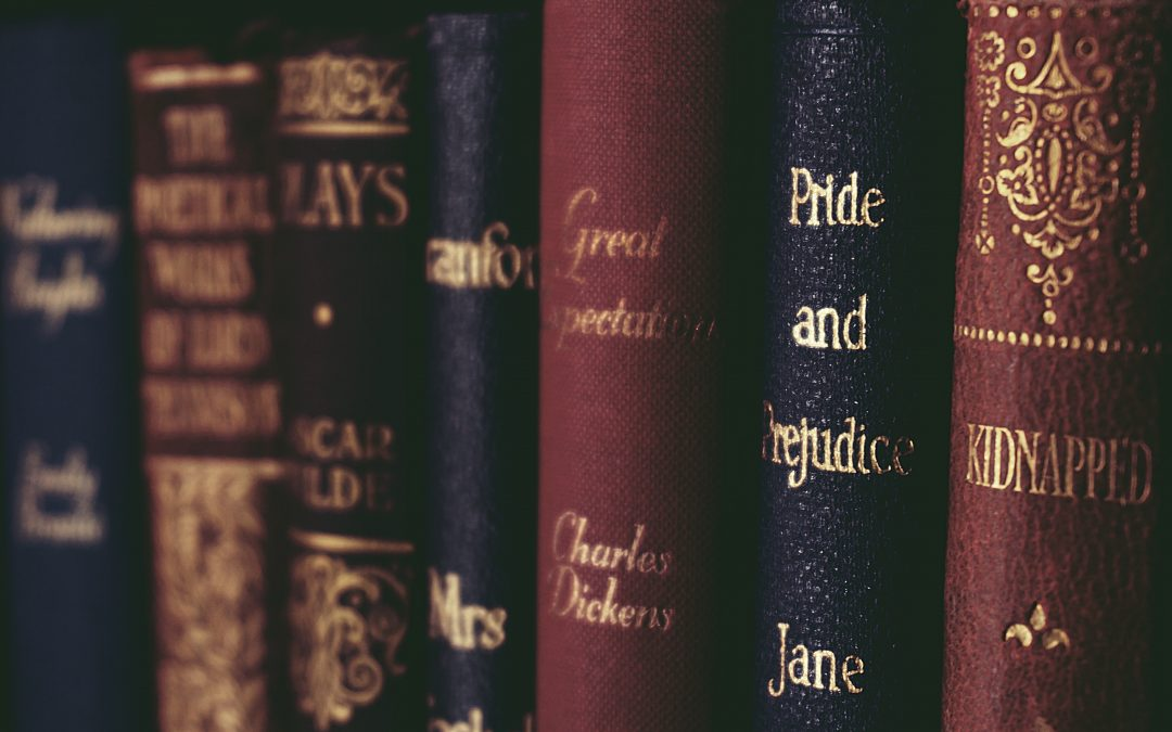 The Shelving of Classic Books By Sarah Schwab